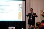 Douglass Lee (Vice President @ Click2Asia) at iDate2011 Los Angeles