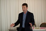 OPW Pre-Session (Mark Brooks of Courtland Brooks) at the 2011 Internet Dating Industry Conference in Los Angeles