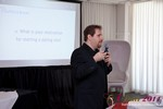 OPW Pre-Session (Eric Resnick of Courtland Brooks) at iDate2011 Los Angeles