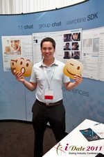Userplane (Exhibitor) at the 2011 California Online Dating Summit and Convention