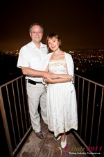 The Hollywood Dating Executive Party at Tai 's House at the 2011 Online Dating Industry Conference in California