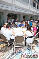 Dating Industry Executive Luncheon at the June 22-24, 2011 Los Angeles Online and Mobile Dating Industry Conference