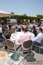 Mobile Dating Executives Meet for the iDate Lunch at the 2011 Los Angeles Online Dating Summit and Convention
