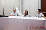 Mobile Dating Panel (Raluca Meyer of Date Tracking) at the 2011 Online Dating Industry Conference in California