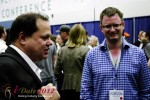 Markus Frind (Plenty of Fish) and Gary Kremen (Founder of Match.com) at Miami iDate2012