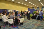 Exhibit Hall at the January 23-30, 2012 Miami Internet Dating Super Conference