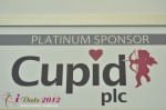 Platinum Sponsor - Cupid.com at the 2012 Miami Digital Dating Conference and Internet Dating Industry Event