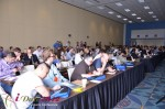 Audience for Mark Brooks - CEO - Courtland Brooks at the 2012 Internet Dating Super Conference in Miami