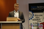 Dr Eike Post (Co-Founder of IQ Elite) at the 2012 European Union Online Dating Industry Conference in Cologne