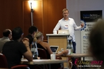 Lorenz Bogaert (CEO of Twoo) at the September 10-11, 2012 Mobile and Online Dating Industry Conference in Cologne
