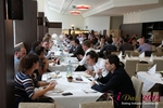 Lunch  at the September 10-11, 2012 Cologne European Union Online and Mobile Dating Industry Conference