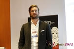 Matt Connoly (CEO of MyLovelyParent) at the September 10-11, 2012 Mobile and Online Dating Industry Conference in Cologne