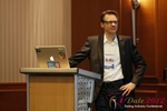 Moritz Von Tobiesen (Account Manager at Google) at the 2012 European Union Online Dating Industry Conference in Cologne