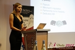 Oksana Reutova (Head of Affiliates at UpForIt Networks) at iDate2012 Cologne
