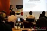 Tanya Fathers (CEO of Dating Factory) at the 2012 European Union Online Dating Industry Conference in Cologne
