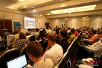 Audience at the Keynote Session by Brian Bowman at the 2012 Online and Mobile Dating Industry Conference in California