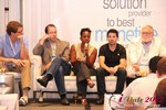 Robinne Burrell (VP at Match.com) during the Final Panel at the 2012 Online and Mobile Dating Industry Conference in California