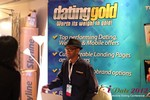 Dating Gold (Exhibitor) at the iDate Mobile Dating Business Executive Convention and Trade Show