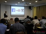 Fernando Ranieri Google Account Executive Speaking on Search Marketing Strategy  at the 36th iDate Dating South America Business Conference in Brasil