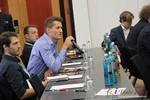 Audience at the 10th Annual European iDate Mobile Dating Business Executive Convention and Trade Show
