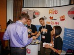 Flirt (Event Sponsors) at the September 16-17, 2013 Mobile and Internet Dating Industry Conference in Köln