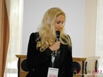 Karolina Shaeffer (Sr. Online Marketing Manager @ Metaflake) at the 35th iDate2013 Cologne convention