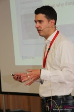 Michael Schrezenmaier (COO of Afinitas / eDarling ) at the 2013 European Online Dating Industry Conference in Cologne