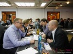 Speed Networking at the 10th Annual European Union iDate Mobile Dating Business Executive Convention and Trade Show