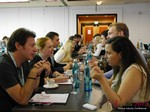 Speed Networking at the September 16-17, 2013 Cologne European Online and Mobile Dating Industry Conference