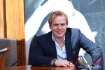 Alexander Debelov - CEO of Virool at the June 5-7, 2013 Mobile Dating Industry Conference in L.A.