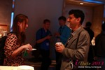 Networking at the June 5-7, 2013 Mobile Dating Industry Conference in L.A.