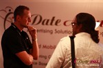 Networking at the June 5-7, 2013 L.A. Internet and Mobile Dating Industry Conference
