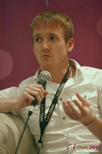 Steve Dean - on the Final Panel at the 2013 Online and Mobile Dating Industry Conference in L.A.