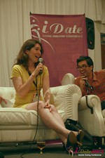 Tanya Fathers - on the Final Panel at the June 5-7, 2013 L.A. Internet and Mobile Dating Industry Conference