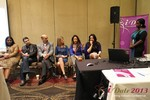 Charreah Jackson (Essence Magazine) hosts the 1st Annual Matchmakers Debate at the 10th Annual iDate Super Conference