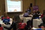 Carmelia Ray, host of the Date Coaching Track at the January 16-19, 2013 Las Vegas Online Dating Industry Super Conference