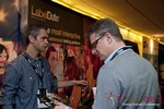 LabelDate (Exhibitor) at the January 16-19, 2013 Internet Dating Super Conference in Las Vegas