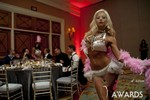 Show Starter (and Show Stopper) at the 2013 Las Vegas iDate Awards Ceremony