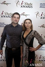 iDate Awards Cocktail Reception at the January 17, 2013 Internet Dating Industry Awards Ceremony in Las Vegas