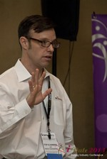 John Murphy (President at Reachmail) at the January 16-19, 2013 Las Vegas Online Dating Industry Super Conference