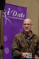 Larry Michel at the January 16-19, 2013 Las Vegas Internet Dating Super Conference