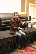 Michael McQuown (CEO of ThunderRoad) on AB testing at the January 16-19, 2013 Internet Dating Super Conference in Las Vegas