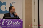 Nick Soman (CEO of LikeBright) at the 10th Annual iDate Super Conference
