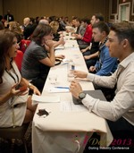 Speed Networking Session at the 2013 Las Vegas Digital Dating Conference and Internet Dating Industry Event