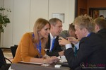 Speed Networking among Dating Industry Executives  at the September 7-9, 2014 Mobile and Online Dating Industry Conference in Cologne