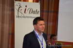 Clive Ryan, Regional Business Development Manager for Facebook  at iDate2014 Cologne