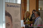 Exhibit Hall, Scamalytics Sponsor  at iDate2014 Europe