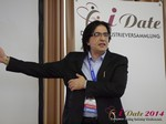 Francesco Nuzzolo, France Manager for Dating Factory  at the 39th iDate2014 Köln convention