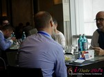Lunch  at the September 8-9, 2014 Germany E.U. Online and Mobile Dating Industry Conference