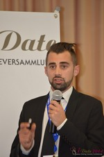 Matthew Banas, CEO of NetDatingAssistant  at iDate2014 Germany